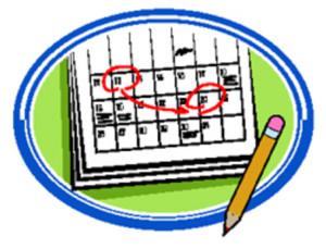 large_Wall Calendar ClipArt